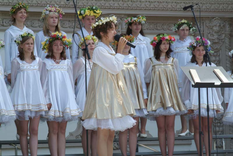 Vladivostok Russian Girl's Choir