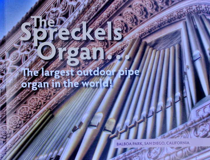 The World's Largest Outdoor Pipe Organ