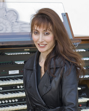 San Diego Civic Organist Dr. Carol Williams
